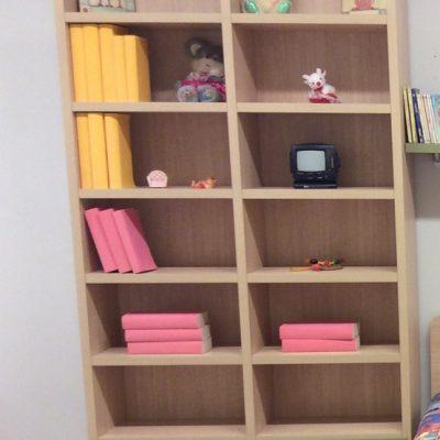 Cameretta-libreria-letto-120-verde-faggio-comodino-scrivania (2)