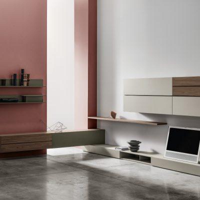Soggiorno-moderno-libreria-componibile-legno-artigianale-classico-design (9)