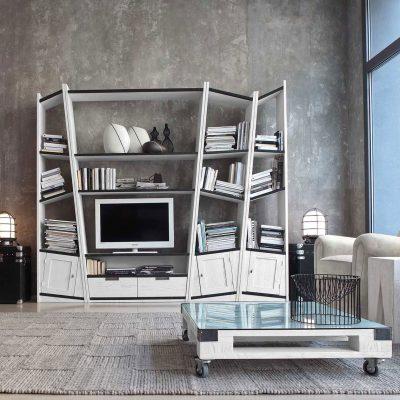 Soggiorno-moderno-libreria-componibile-legno-artigianale-classico-design(1)