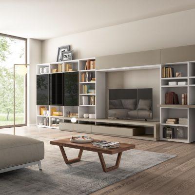Soggiorno-moderno-libreria-componibile-legno-artigianale-classico-design(2)