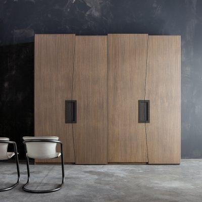camere-moderne-design-legno-laminato-armadi-battente-scorrevole-letto-pannello-imbottito (2)