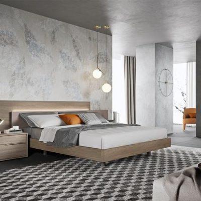 camere-moderne-design-legno-laminato-armadi-battente-scorrevole-letto-pannello-imbottito (6)