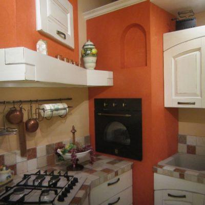 cucina-classica-muratura-laccata asportata (2)